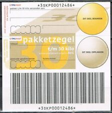Pakketzegel GD 33 - 80a 30 kg AVG emissie 2002 Lijnco * ZEER LASTIG MATERIAAL