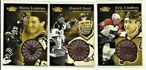 1996-97 PINNACLE MINT COMPLETE BRONZE SET 30 Cards See Pictures.