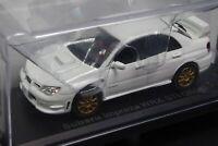 Subaru Impreza WRX STI 2006 1/43 Scale Box Mini Car Display Diecast Vol 129