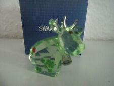Swarovski figura lovlots Lucky mo 2012, personaje de vidrio