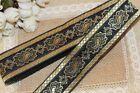 Amazing Handmade Woven Jacquard ribbon - price for 1 yard