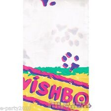 WISHBONE PAPER TABLE COVER ~ Vintage Birthday Party Supplies Room Decorations