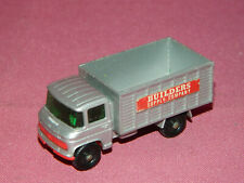 Vintage Lesney Matchbox SCAFFOLDING TRUCK No. 11 - See  Pictures