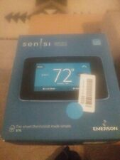 Emerson Sensi Touch Wi-Fi Smart Thermostat with Touchscreen Color Display