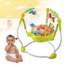 Baby Walker Gehfrei Lauflernhilfe mit Musik Baby-Jumper Wiege Jumper Gehhilfe