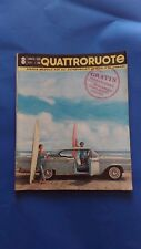 Quattroruote 8 Agosto 1959 anno IV  ( n. 43 )