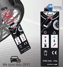 ATEQ VT6 Schrader TPMS Sensor Activation Tool VT06 TPMS Reset For Benz BMW Buick
