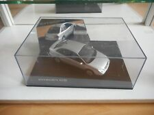 Norev Citroen C5 in grey on 1:43 in Box