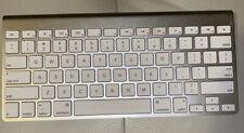 Apple A1314 Wireless Keyboard - Silver