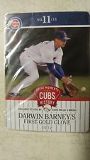 """DARWIN BARNEY 2012 """"First Gold Glove"""" CUBS by Aunt Millie's Great Moments CUBS"""