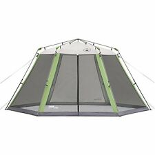 NEW Coleman Instant Screenhouse 15 x 13 Feet FREE SHIPPING