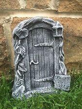 SALE SALE Fairy Door Garden Ornament Latex Mould/Mold + FIBREGLASS CASE !