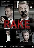 Rake The Bar Has Been Lowered - Complete Collection - Series 1  2  3  4 Reg