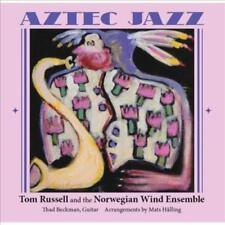 NORWEGIAN WIND ENSEMBLE/TOM RUSSELL - AZTEC JAZZ [DIGIPAK] NEW CD