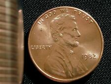 1982 1C Zinc Small Date RD Lincoln Cent