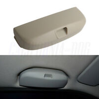 For Benz W205 W203 W204  Car Front Roof Sunglasses Storage Holder Box Beige