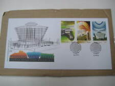 2009 Malaysia FDC on Energy Efficient Buildings released on 09.09.09 w/brochure