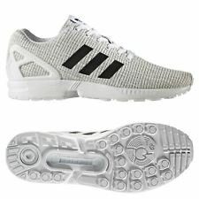 7bbf0991384a0 adidas ZX Flux By9413 White Low BOOTS Us11.5  29.5cm