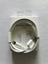 1M OEM Genuine  Lightning USB Charger Data Cable For iPhone 8 7 6 6s Plus 5S 5