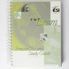 PMP Exam Practice Test and Study Guide Seventh Ed (Spiral Bound Workbook, 2006)