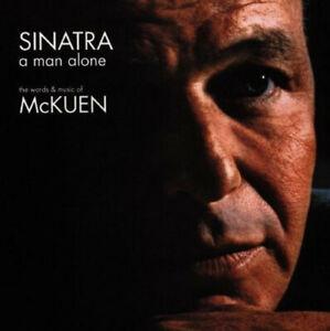 Frank Sinatra – A Man Alone - CD - 2010