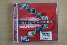 Hit Machine 28    -  Marc Anthony, Coco Lee, Pink  (Box C289)