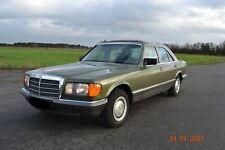 Mercedes 380 SE Automatik W126 1HD EZ.16.05.1984**TÜV-Bis FEB.2022