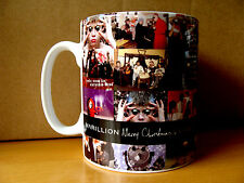 Mug: Marillion : Merry Christmas & Happy New Year Fan Club Design