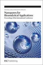 Nanopores for Bioanalytical Applications