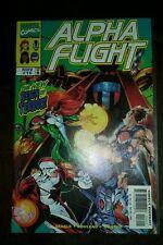 ALPHA FLIGHT#16 Vol 2 Marvel 1998 1st BIG HERO SIX Disney/Pixar Sunfire & 6 HOT!