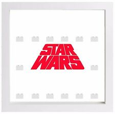 Lego Minifigure Display Case Frame Star Wars minifigs