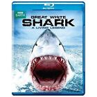 Great White Shark: A Living Legend (Blu-ray Disc, 2013)