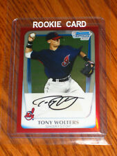 SP Tony Wolters 2011 Bowman Chrome RED Refractors #BCP98  Rookie Card - 2/5