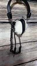 Mura Sp-100 Vintage Headphones Excellent Condition Noise Reduction Radio Station