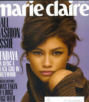 ZENDAYA Maire Claire Magazine SEPTEMBER 2018 9/18 FALL FASHION ISSUE