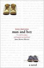 Tony Parsons~MAN AND BOY~SIGNED 1ST(2)/DJ~NICE COPY
