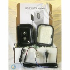 HOG1 Hang-On-Glass UAS Upflow Algae Scrubber with Green Grabber, MAGNET VERSION