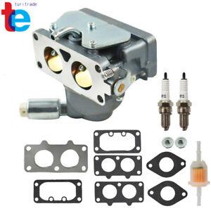 Carburetor for Briggs & Stratton 792295 4 44P700 44P777 Manual Choke Carb