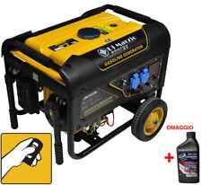 Generatore di corrente 3kw benzina - avviamento elettrico con telecomando