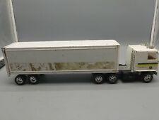 ERTL Semi Truck Tractor Trailer John Deere Parts Express Made In USA