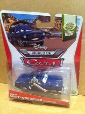 "Disney Cars Diecast - ""Brent Mustangburger Con Auricular"" - de franqueo combinado"