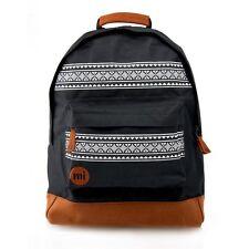 MI-PAC Backpack Nordic Black School Bag 740101-001 **FREE HARIBO