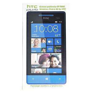HTC SP P890 Displayschutzfolien 2 Pcs, Folien, Schutzfolien für Windows Phone 8S