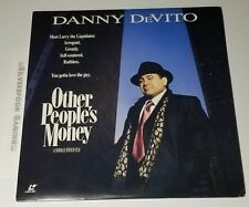 Other Peoples Money (Laserdisc, 1992) Widescreen Edition
