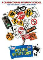 Moving Violations DVD NEW