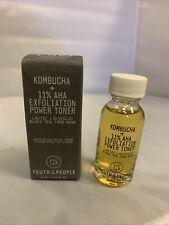 Youth To The People Kombucha + 11% Aha Exfoliation Power Toner Travel 15 ml