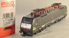 PIKO 97732 Elektrolok e189.108 Trenitalia Cargo Nero Italia h0 1:87 Nuovo DC