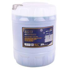 Kühlerfrostschutz Grün 20 Liter MANNOL Hightec Antifreeze AG13 -40°C BMW GM VAG