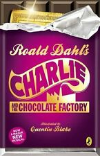 Charlie and the Chocolate Factory,Roald Dahl,Quentin Blake- 9780141347264