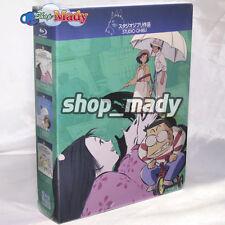 Paq. Box Set Studio Ghibli Vol. 4 en Blu-ray Región A, B, C, ESPAÑOL LATINO
